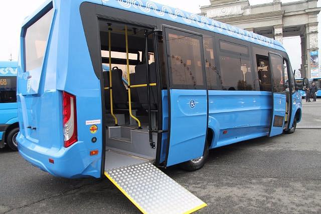 Москва, автобус лиаз-529221 05271